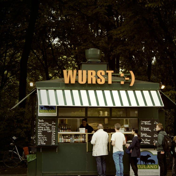 Wurst Dortmund