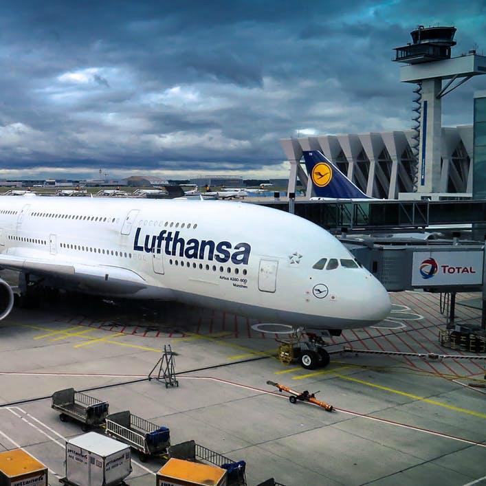 Vliegtuig Dortmund